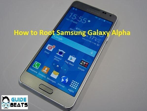 Root Samsung Galaxy Alpha