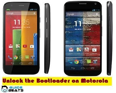 Unlock the Bootloader on Motorola