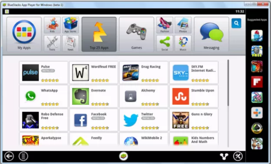 How to Run Android apps/ apk files on Windows 7/8 1/10