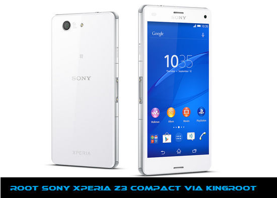 Sony Xperia Z3 Root 2