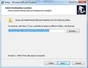 Minimal ADB & Fastboot Flash Tool