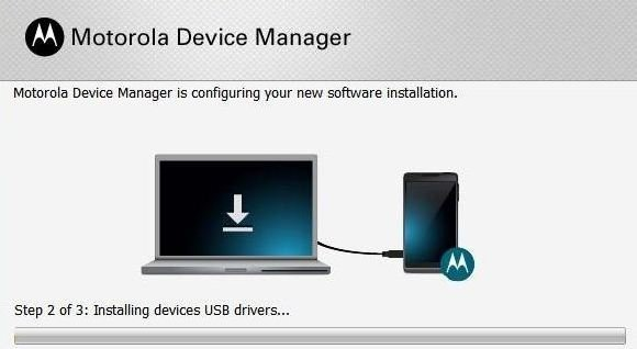 USB Drivers for Moto X G E