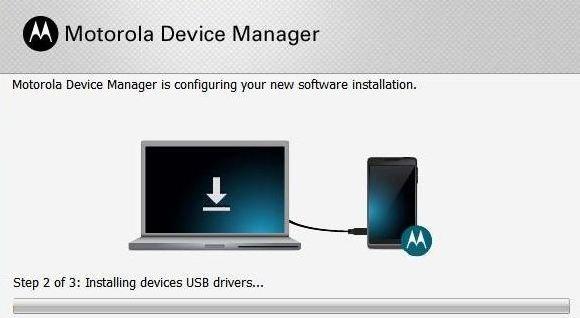 USB Drivers for Moto X G E