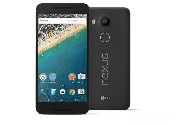 Google Launched Nexus 5X