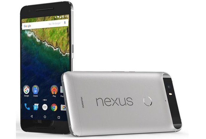 Nexus 6P Launched