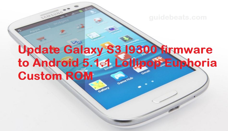 How to update Galaxy Note N7000 to Android 5 1 1 Lollipop