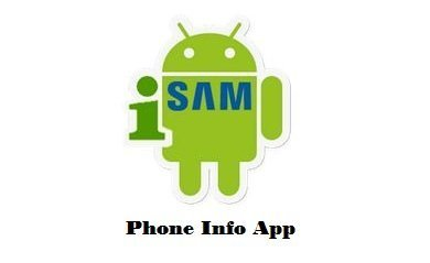 Samsung phone info app