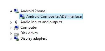 ADB and Fastboot Drivers for Nexus