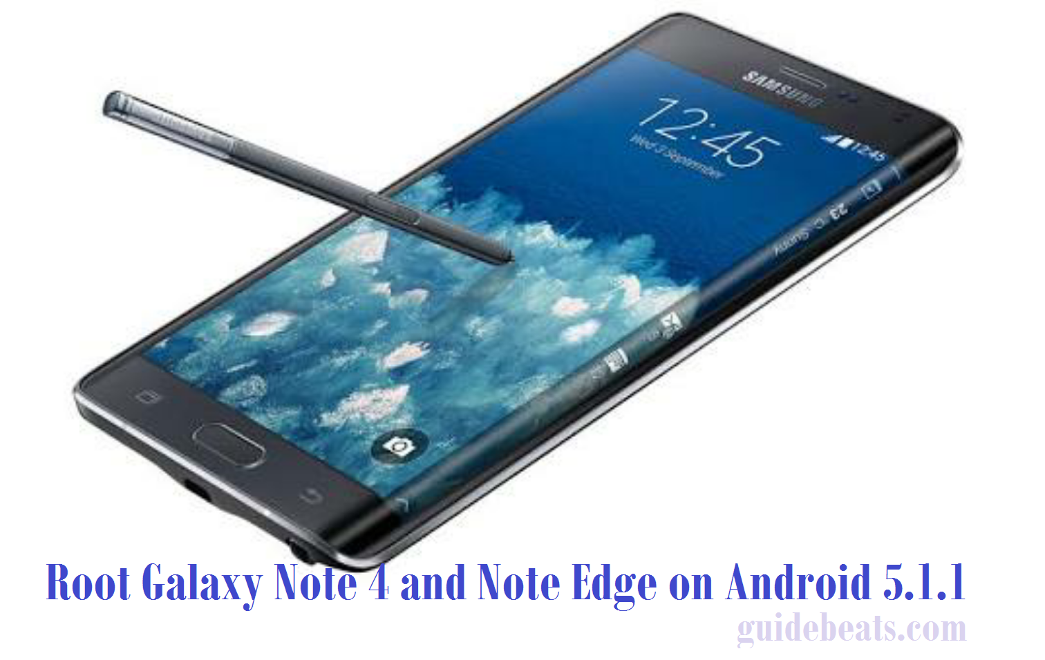 Root Galaxy Note Edge