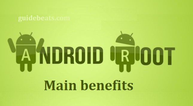 root android system