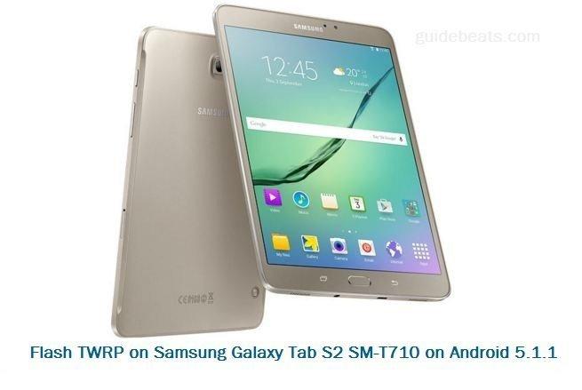 Galaxy Tab S2 SM-T710