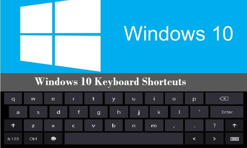 Windows 10 shortcuts, Special Tips and Tricks