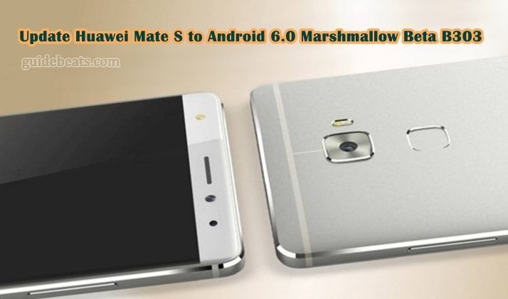 Update Huawei Y6 to Android 5 1 1 Lollipop B130 Firmware