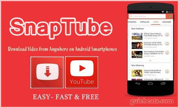 Snaptube 4118243 apk download videos from facebook youtube how to install and use snaptube 4118243 apk ccuart Gallery