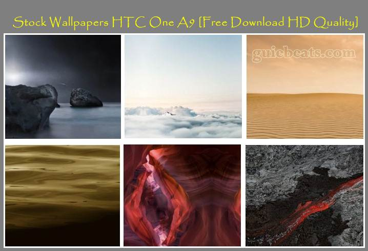 Stock Wallpapers HTC One A9 [Free Download HD Quality]