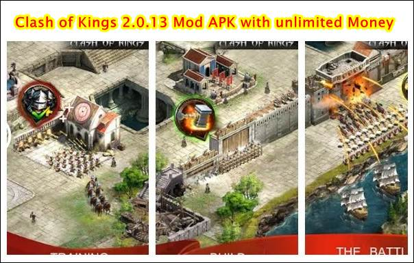 Download Clash of Kings 2.0.13 Mod APK