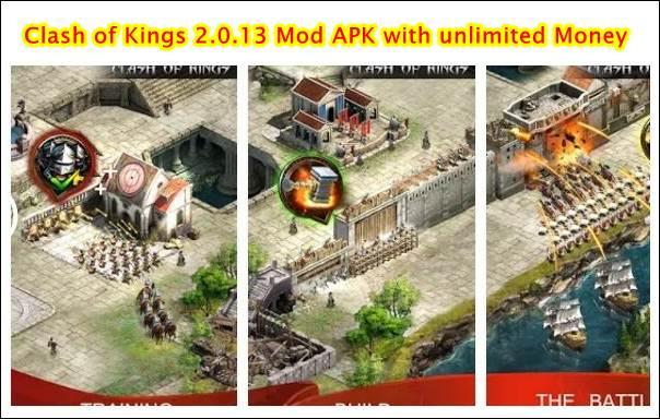 Download Clash of Kings 2.0.13 Mod APK