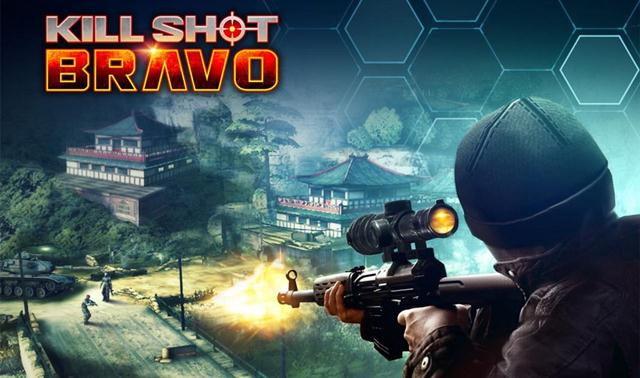 Download Kill Shot Bravo 1.5.1 Mod APK with Unlimited Gold