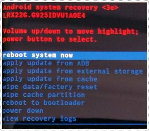 Enter Recovery Mode on Samsung Galaxy S7 and Galaxy S7 Edge