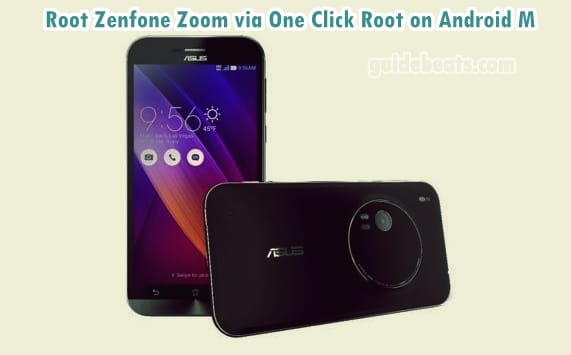 Root Asus Zenfone Zoom ZX550ML/ ZX551ML via ZenfoneRootKit