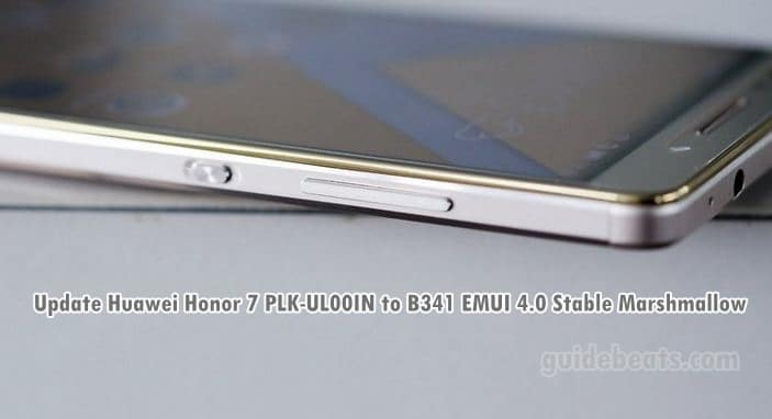 Update Huawei Y6 SCC-U21 to EMUI 3 1 Lollipop B150 Official OTA