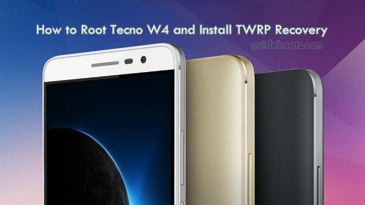 Root Tecno W4 on Android 6 0 Marshmallow and Change IMEI