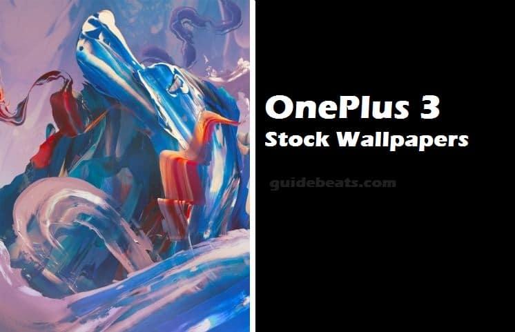OnePlus 3 Default Stock Wallpapers