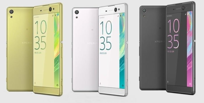 Sony Xperia XA Ultra Specifications and Concise Review