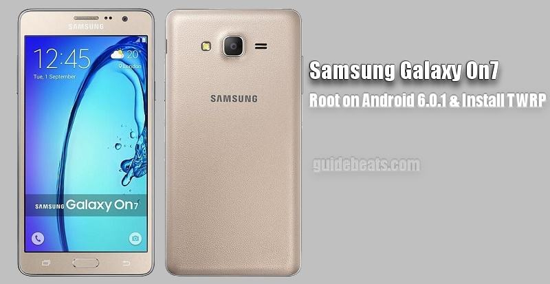 Root Samsung Galaxy On7 SM-G600FY on Android 6.0.1