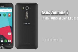 Download and Install Asus Zenfone 2 CM14.1 ROM [Laser/ Selfie]