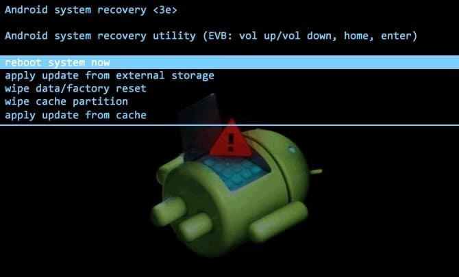 Flash OTA Updates Zip Through Stock Recovery