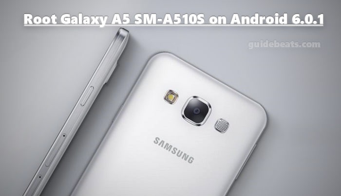 Root Galaxy A5 SM-A510S on Android 6.0.1 Using CF-Auto-Root