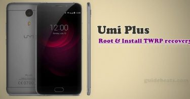 Install TWRP Recovery and Root Umi Plus
