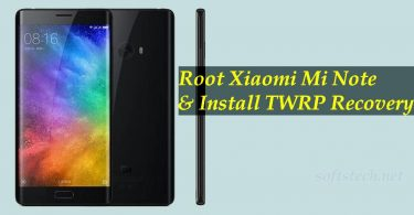 Root Mi Note 2 and Install TWRP Recovery