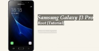 Root Samsung Galaxy J3 Pro Without PC