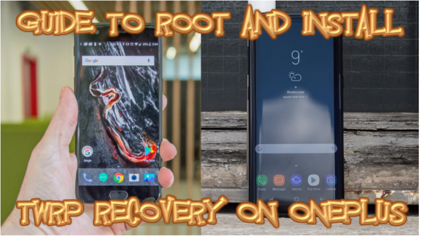 guide,root,install, recovery, oneplus 5T