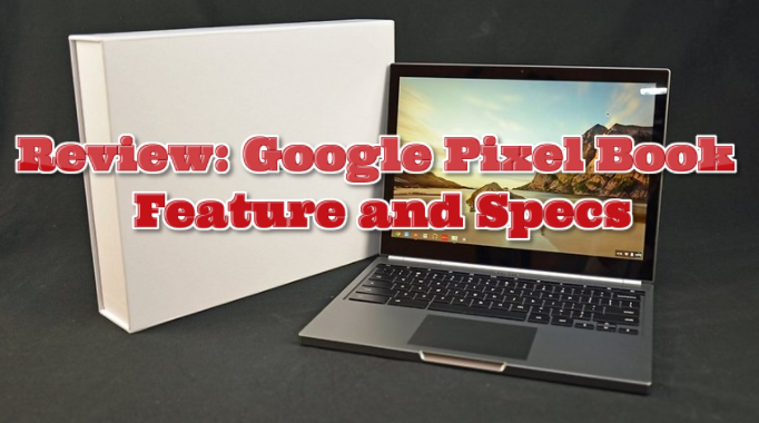 Google Pixel book