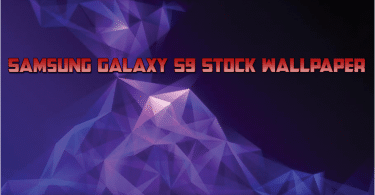Download Leaked Samsung Galaxy S9 official stock wallpapers