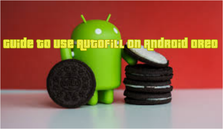 Guide to use Autofill on Android Oreo