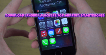 iphone launcher for android smartphones
