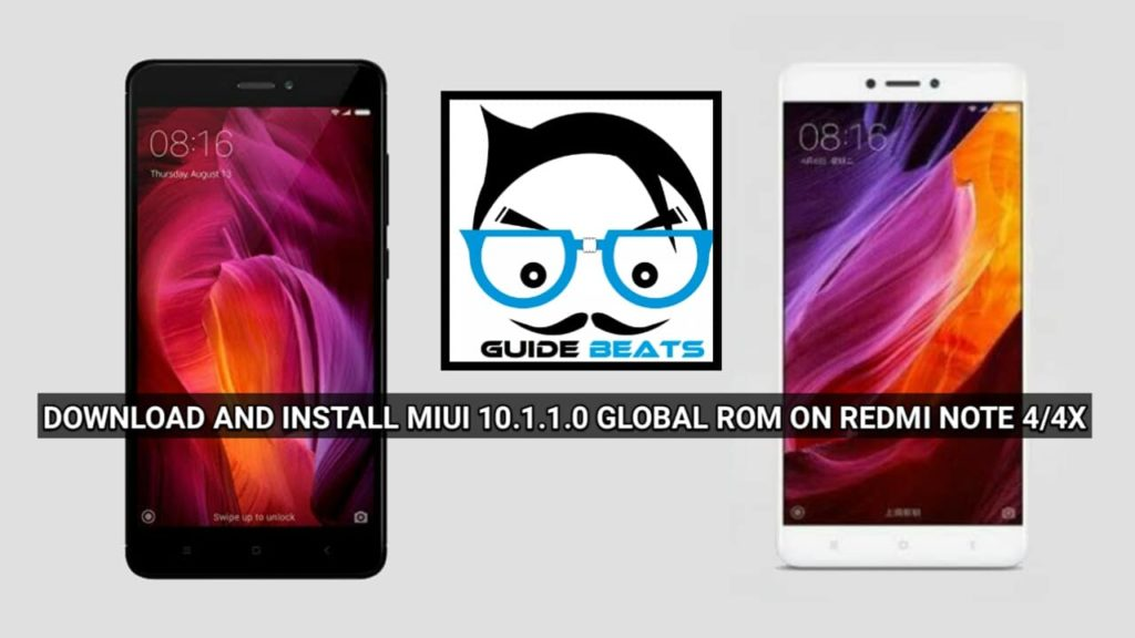 How to Install MIUI 10 1 1 0 Global Stable ROM on Redmi Note