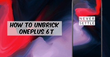 How to Restore Or Unbrick The International OnePlus 6T With MSMDownload Tool