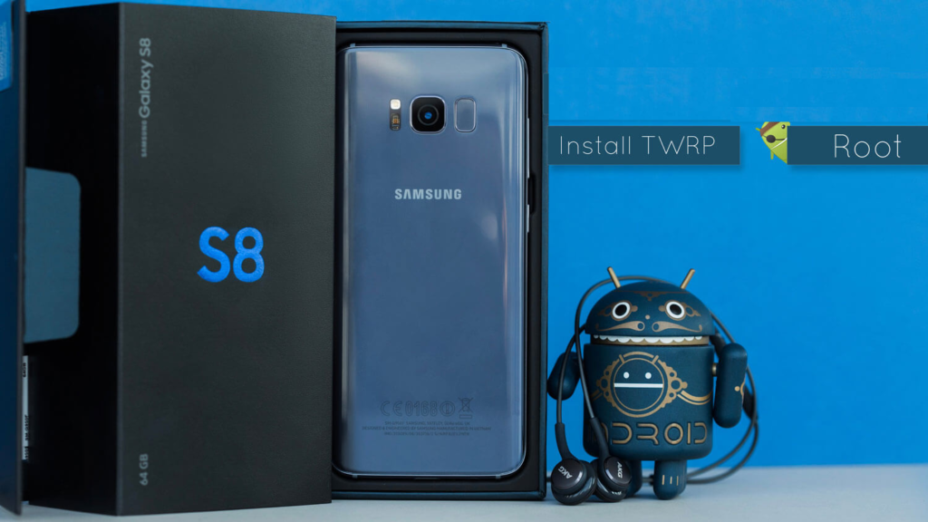 How To Install TWRP And Root Galaxy S8 [Complete Guide] - GuideBeats