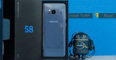 How To Install TWRP And Root Galaxy S8