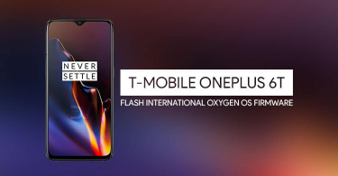 Install International Oxygen OS ROM On T-Mobile OnePlus 6T