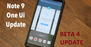 N960FXXU2ZRLT Fourth Android Pie Beta Update For Galaxy Note 9