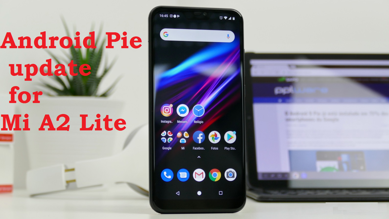 Install Stable Android Pie Update For Mi A2 Lite