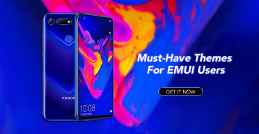Download And Install Honor View 20 Themes For EMUI Devices