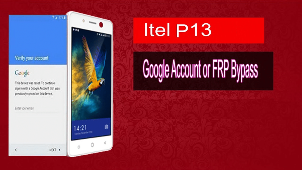 How To Reset FRP Bypass Google Account On Itel P13 - GuideBeats