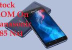 Install Stock Firmware On Panasonic P85 Nxt